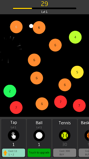 Idle Balls - screenshot