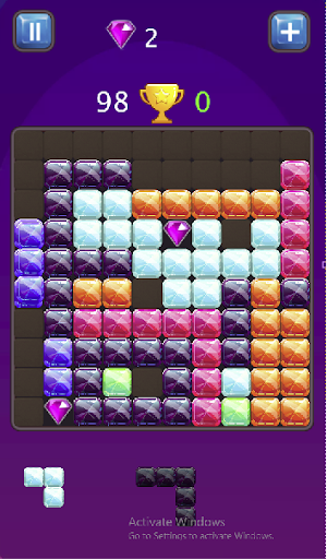 Jewel Block Puzzle Match android2mod screenshots 4