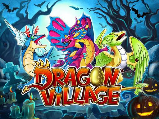 DRAGON VILLAGE -city sim mania apkpoly screenshots 11