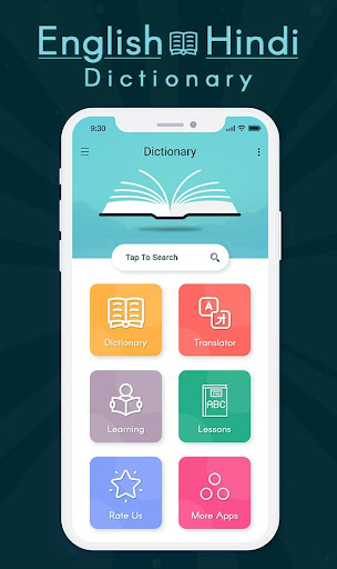 Hindi English Dictionary : Language Converter App App Report on