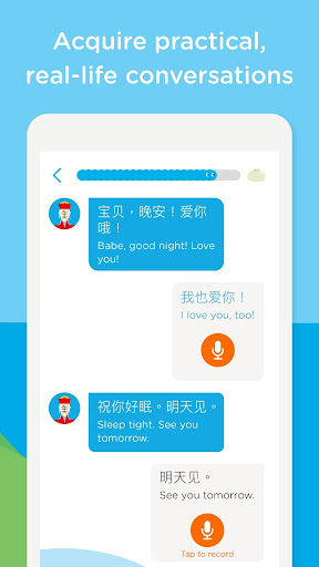 Chineasy: Learn Chinese easily 3.7.0 screenshots 4
