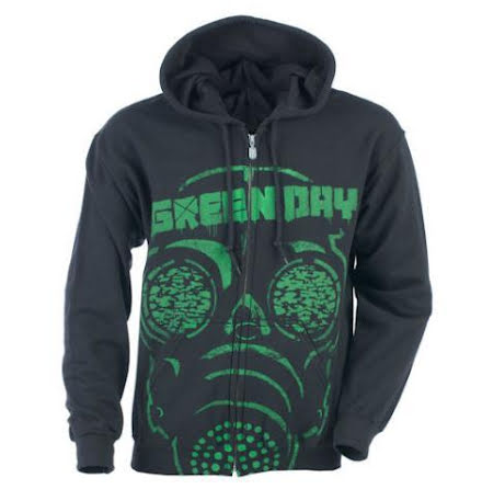 Zip Hood - Gas Mask