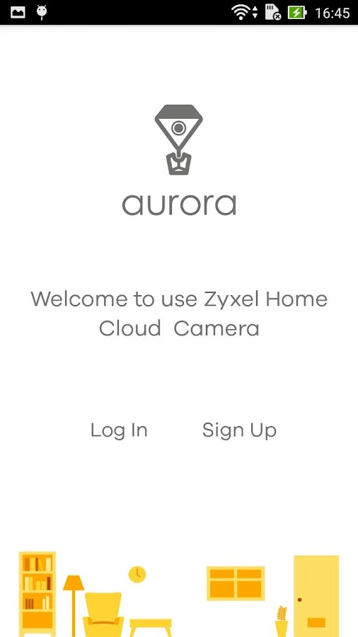 Aurora- screenshot