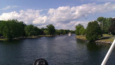 Photo: The last leg. Heading into Campbellford.