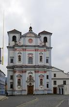 Photo: Prohlížíme se místní zajímavosti - zde Barokní kostel sv. Vojtěcha.