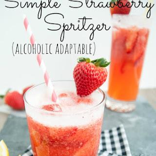 Strawberry Alcohol Recipes