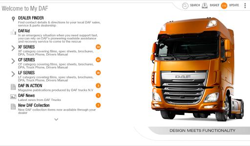 My DAF|玩交通運輸App免費|玩APPs