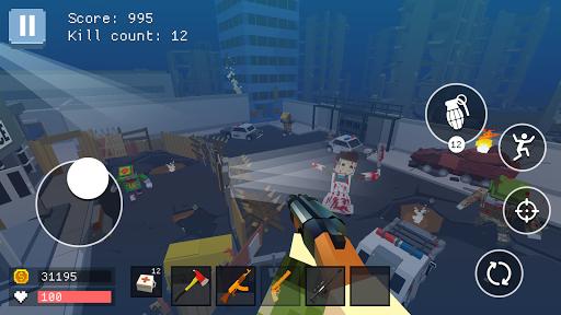Pixel Combat: World of Guns 1.4 screenshots 3