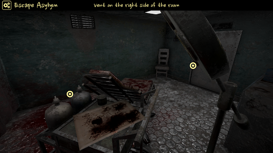 Escape Asylum Screenshot