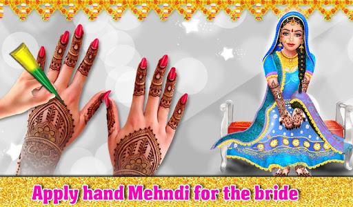 Indian Wedding Part1 - Love Marriage Beauty Salon android2mod screenshots 8