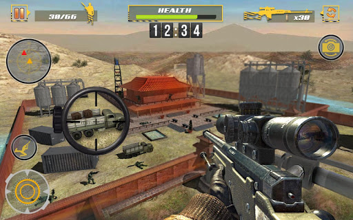 Mission IGI: Free Shooting Games FPS 1.2.3 screenshots 1
