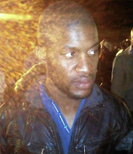 Shaun Mashigo, 26, died with five other colleagues at Palabora Mining Company.