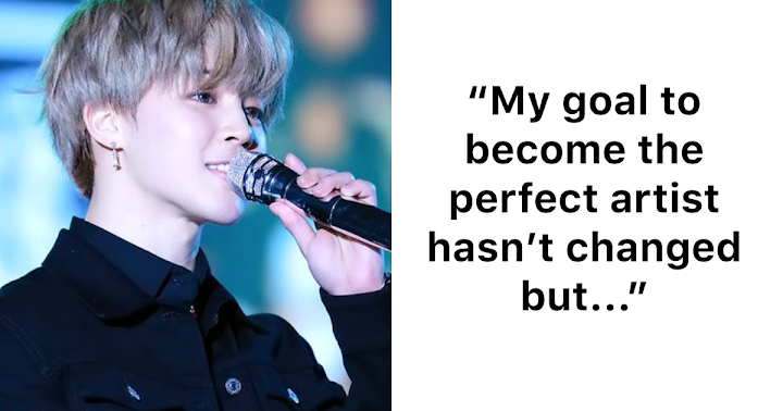 Each BTS Member Reveals What Their Goals Are For 2018