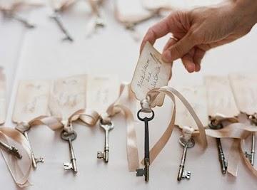 Vintage Keys For Weddings Recipe