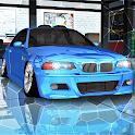 Car Parking 3D: Modified Car City Park and Drift icon