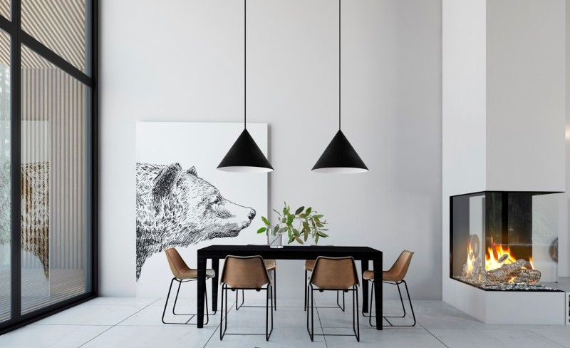 5 Impressive Lighting Ideas for Your Dining Area 3