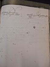 Photo: N Neeltie Gerrijts van ..den 3 April 1688  O Oene Hansen van Langweerden 23 febr 1689