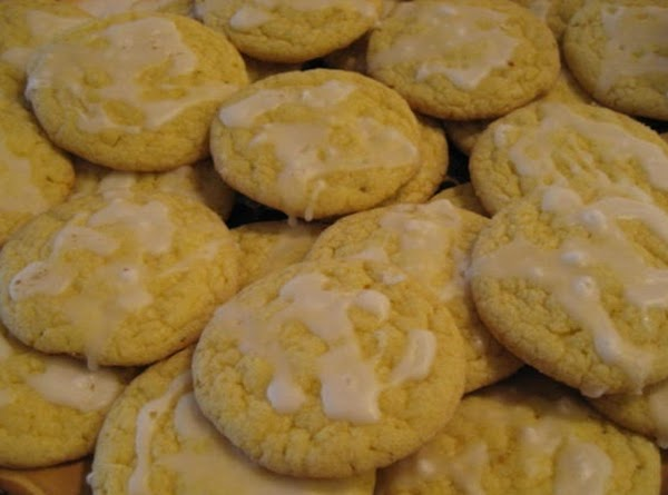 Lemon Crisp Cookies Recipe