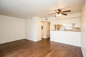 Go to Two Bedroom Townhome Floorplan page.