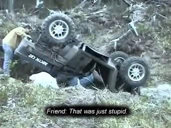 World's Dumbest Drivers 22