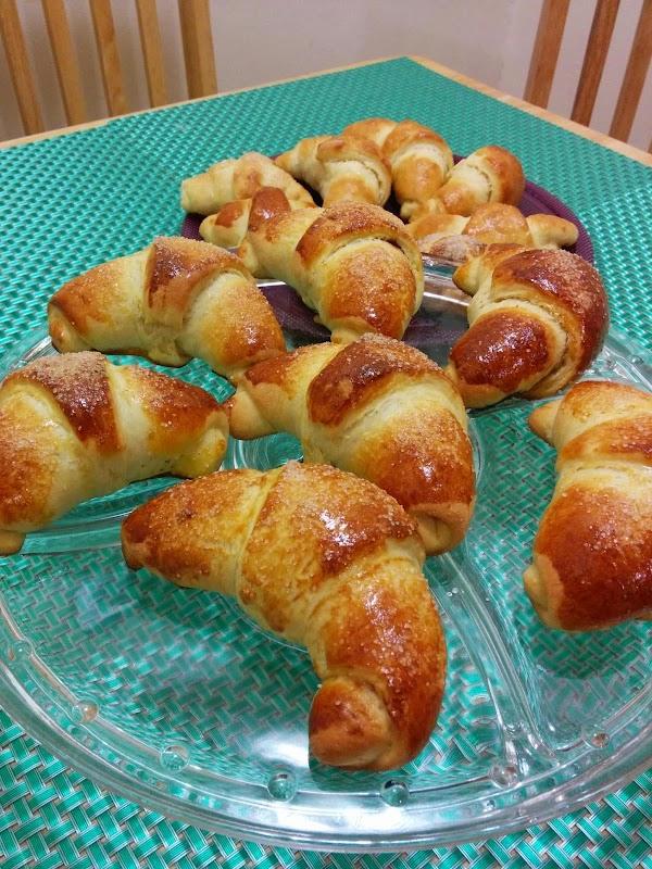 Rose Marmolade Crossants* Recipe