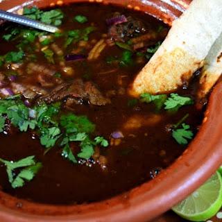 Birria de Res (Mexican Beef Stew).