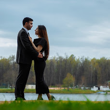 Wedding photographer Anton Romashkin (romashkin). Photo of 06.05.2018