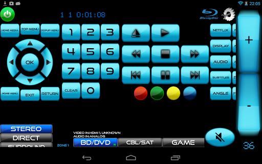 MyAV Universal Remote Control Wi-Fi IP IR TRIAL screenshot 12