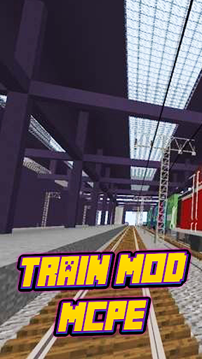 Train Mod For MCPE'