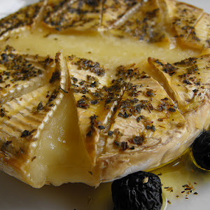 Camembert Cheese Gratin