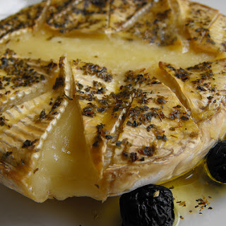 Camembert Cheese Gratin Recipe