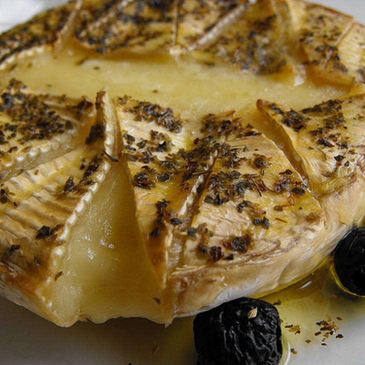 Camembert Cheese Gratin