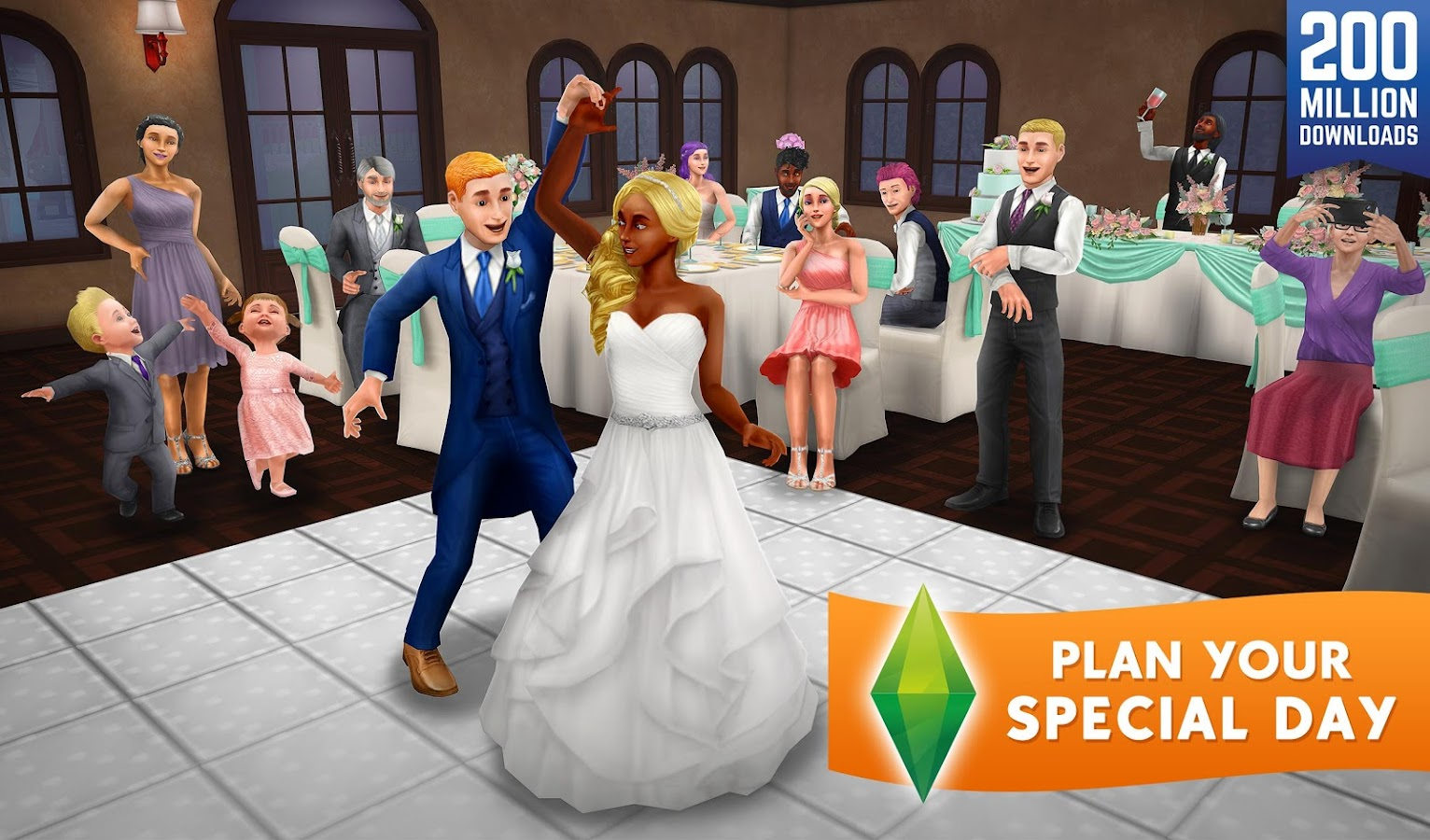 The Sims™ FreePlay – zrzut ekranu