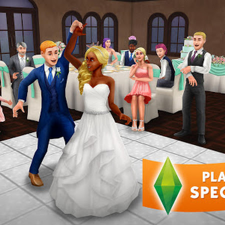 The Sims FreePlay v5.31.0 (Mod Money/AdFree) Apk Mod + Data