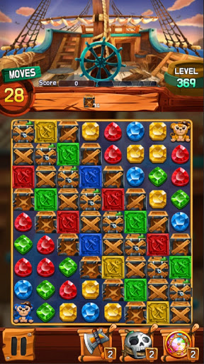 Jewel Voyage: Match-3 puzzle apktram screenshots 6