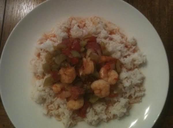 Yo Mama's Crock Pot Creole