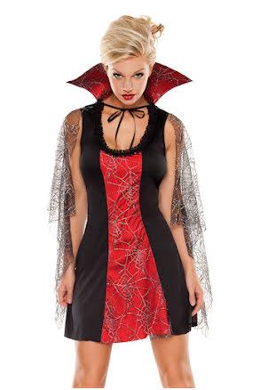 Vampyraklänning, kort