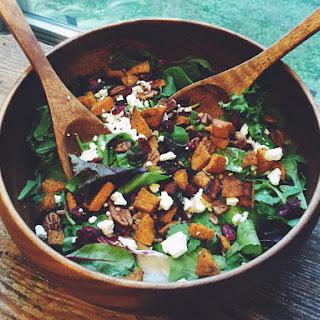 Sweet & Savory Fall Salad