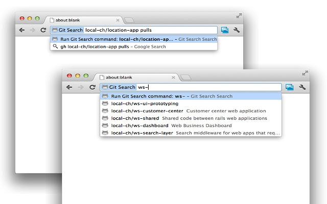 Git Search