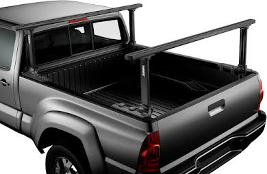 Thule 500XTB Xsporter Pro Pick Up Truck Bed Rack System alternate image 2