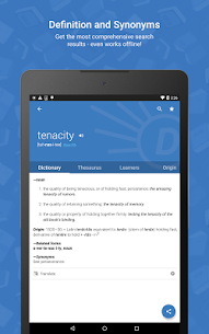 Dictionary.com Premium 7.5 [Full Unlocked] Cracked Apk 10