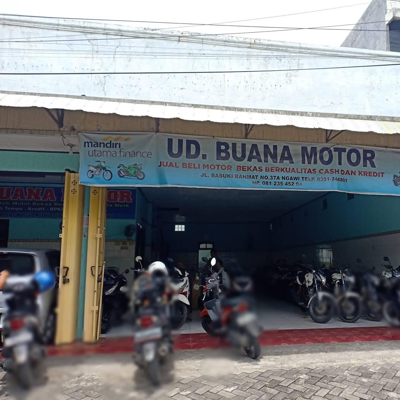 Buana Motor Dealer Motor Bekas