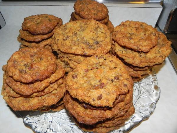Brown Sugar Coconut Cookies Recipe