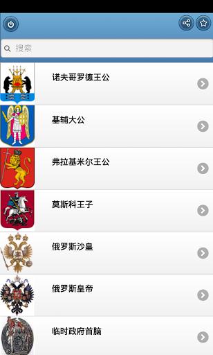 俄罗斯的统治者