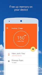 Norton Clean, Junk Removal screenshot 1