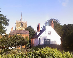 Photo: The 17th century dispensary building starting off the healthcare in Horncastle's glebe area.