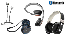 Top Bluetooth Headphones - Reviews, Recommendations and Accessories
