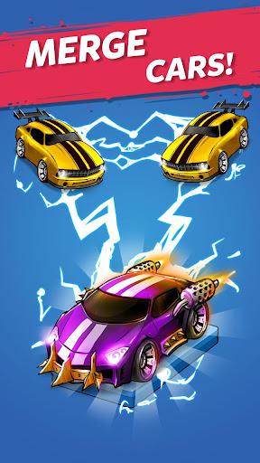 Merge Battle Car Tycoon  screenshots 1
