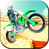 Real Stunt Bike Racing Games 2018