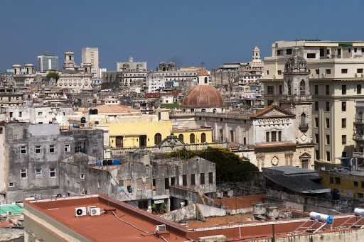 Cuba-Old-Havana.jpg - Old Havana in Cuba is a UNESCO World Heritage site.